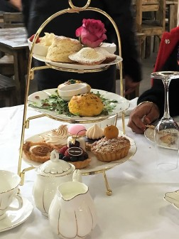 Perfect high tea